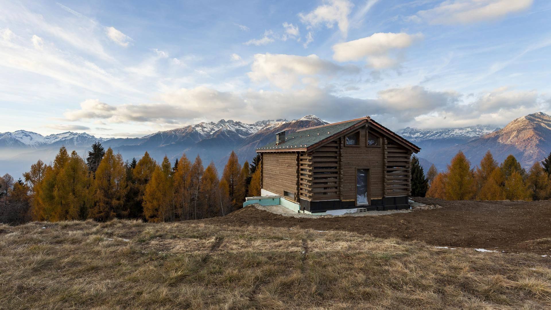 Case Di Montagna In Legno : Case di montagna il rifugio per eccellenza gabetti