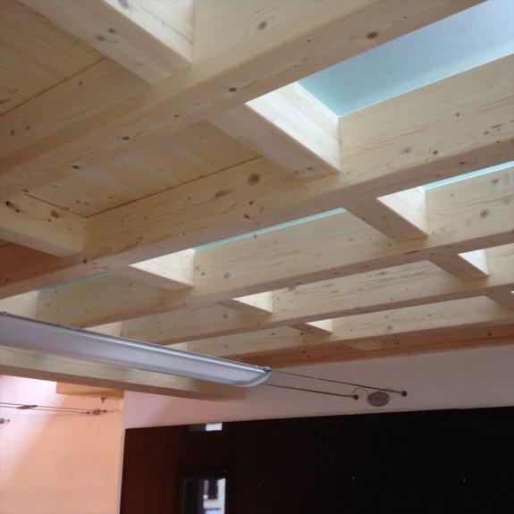 Le nostre realizzazioni in Strutture in legno